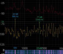 Harmoniczne, a dźwięk generowany przez PWM
