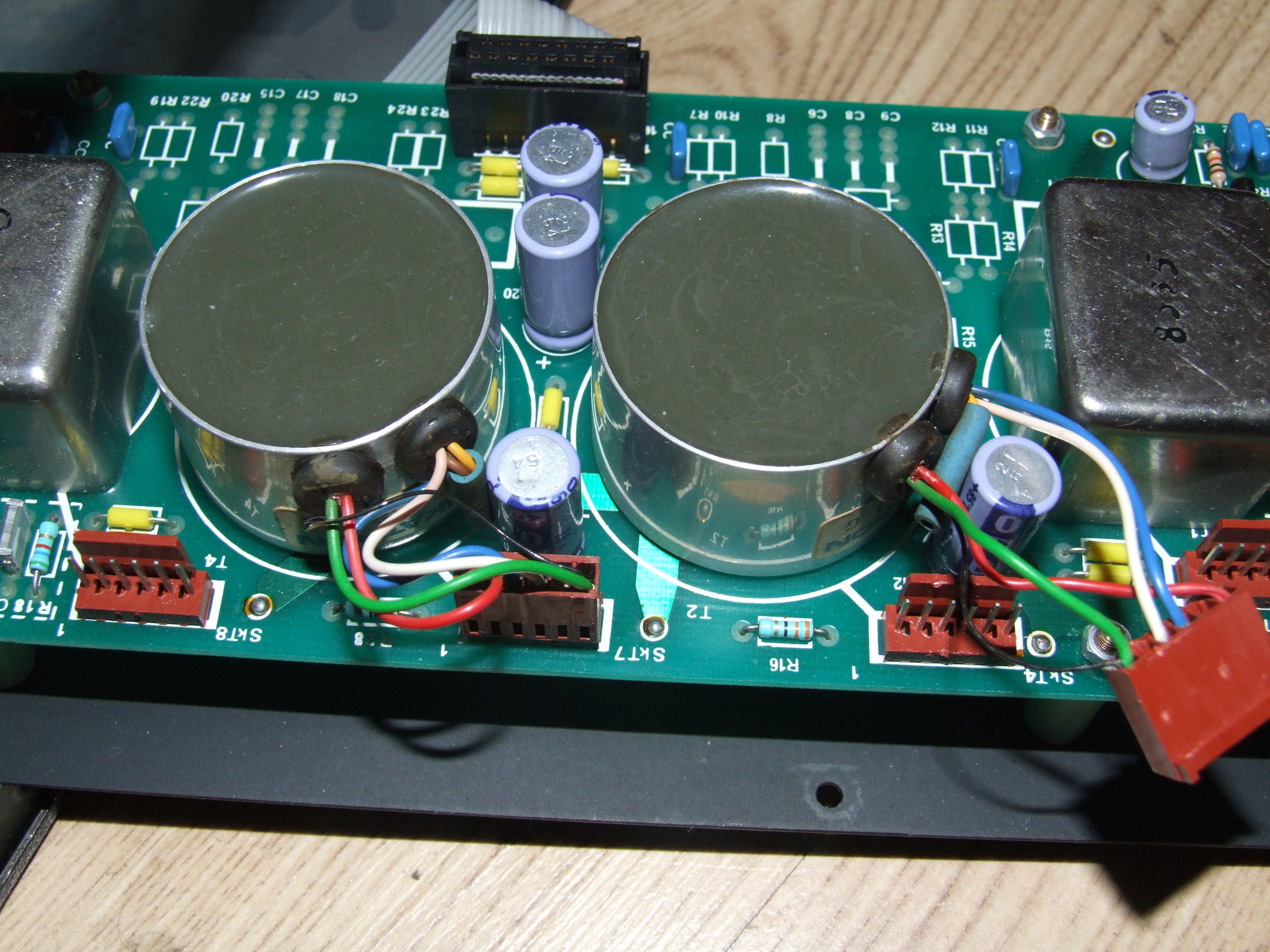 Klark Teknik DN30/30 potrzebuj� rady odno�nie transformator�w wyj�ciowych