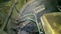 SCENIC I lift 1,8 16V - Wymiana serwa hamulca
