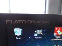 LG FLATRON W1934S - Czy podkręcanie odświeżania monitora czymś grozi??