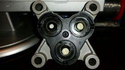 Karcher 5.55 Jubilee - brak ciśnienia wody, silnik pracuje cały czas. Jaki smar?