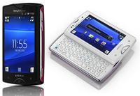 Sony Ericsson XPERIA mini i mini pro najmniejszymi smartphone'ami z HD