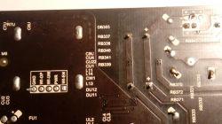 Manta 40LFA48L - Uszkodzony zasilacz