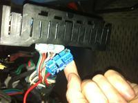 Iveco Daily - Przypalona kostka/pin płytki przełacznika świateł - co zrobić?