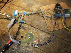 Pokrętło do wzmacniacza (sterownik i tani cyfrowy potencjometr)