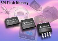Nowe uk�ady pami�ci Flash SPI w ofercie firmy Microchip
