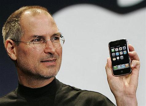 Steve Jobs zrezygnował z funkcji prezesa zarządu Apple