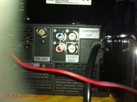 Samsung UE32EH5300W - Podłączenie wieży samsung MM-E330D