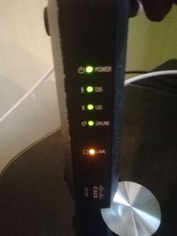 Awaria routera/ Serwer DNS nie odpowiada.