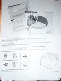 HP laserjet p2055 brak utrwalania po wymianie foli i wałka