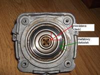 Bialetti, typ CF40 - ekspres ci�nieniowy zatkane dysze