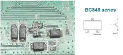 JBL XTREME - identyfikacja tranzystora Q1