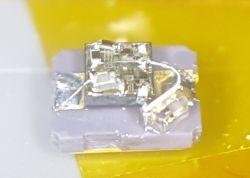 Najprawdopodobniej najmniejszy na świecie migacz LED z timerem 555