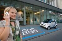 Car2go - samoch�d na godziny z RFID i GPS