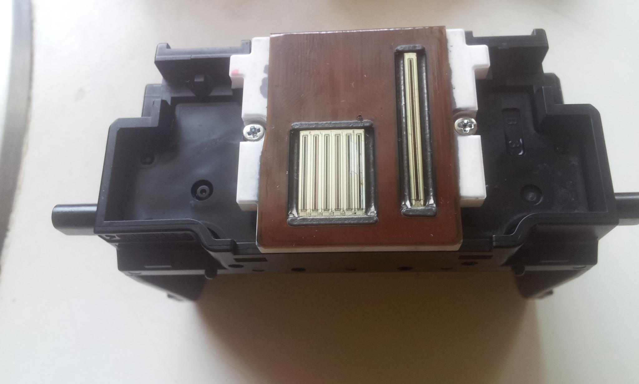 Drukarka Canon MP610 uszkodzona g�owica b��d U052