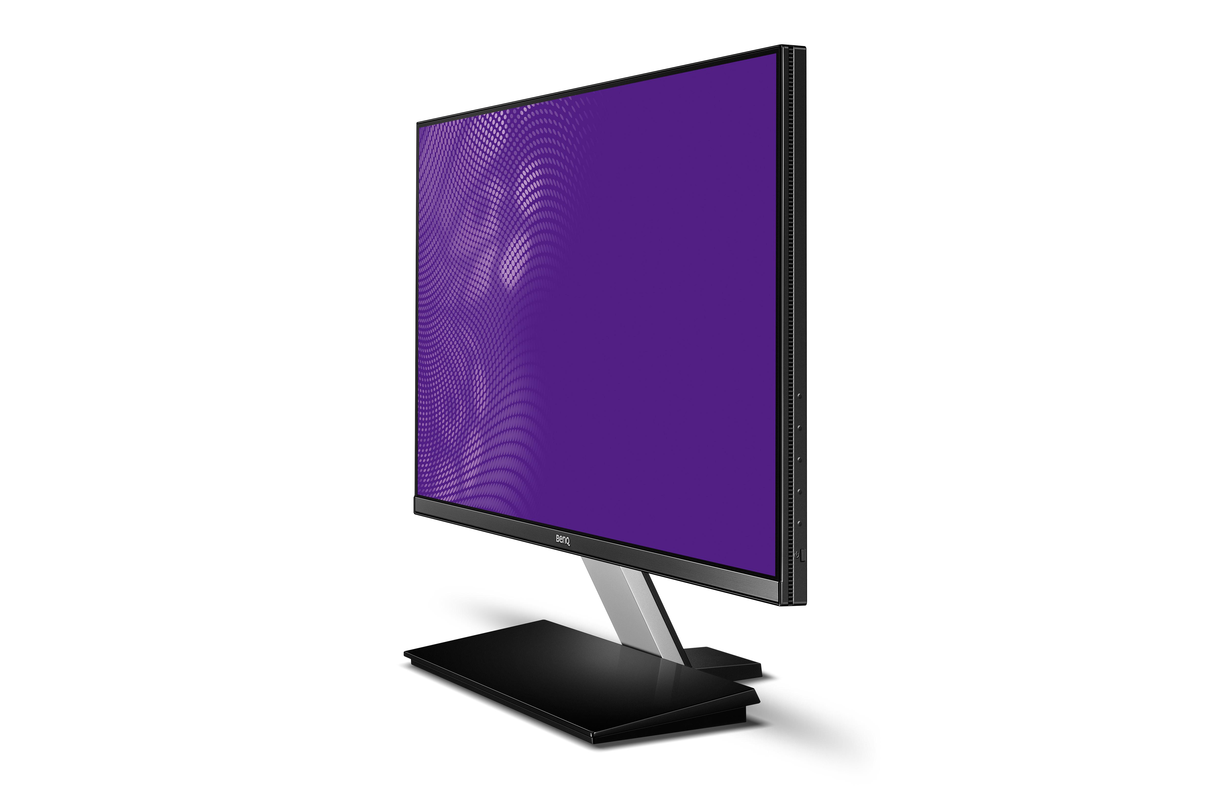 """BenQ EZ2450L - monitor z 23,8"""" matryc� o pokryciu Adobe RGB w 95%"""