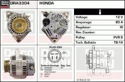 Honda accord 1994 - Alternator ładuje a kontrolka świeci