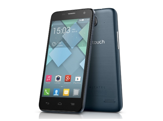 "One Touch Idol Mini - lekki smartphone z 4,3"" IPS i Dual SIM za 500 z�"