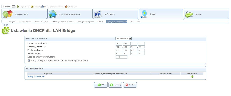 Netia Spot konfiguracja wsp�pracy z TP-Linkiem WR1043ND
