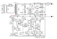 Transformator TMM/230/24V/630VA na prostownik