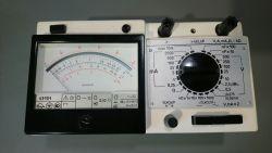 Radziecki multimetr C43101 - nie mierzy rezystancji