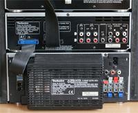 Wieża Technics EH790 jako kino domowe