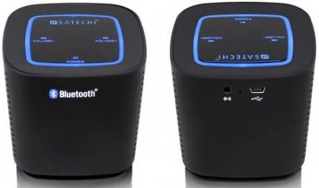 Satechi ST-66BTA - przenośny głośnik bezprzewodowy bluetooth dla smartfona