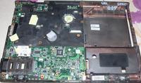 Asus F80S - Brak obrazu na LCD VGA OK