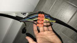 Indukcja Electrolux LIR60433 - używanie kilku palników wybija bezpieczniki