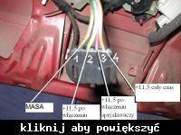 Audi A6, r03, wycieraczki - Wycieraczka tylna nie dzia�a