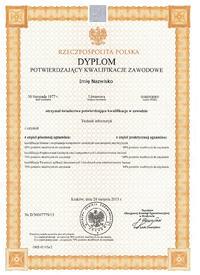 Egzamin zawodowy technik-informatyk kwalifikacja E14 ,2014