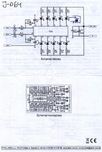 Diora WS 4421 - Wskaźnik wysterowania - projekt oryginalnego wskaźnika