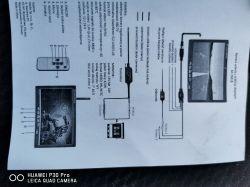 Problem z kamerą cofania w busie