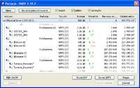 """Seagate 500GB, 2,5"""", 7200rpm - Uszkodzona tablica plików na jednej z 4 part"""