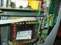 UPS Ever ECO 700 CDS - Czasami nie chce przełączyć się na pracę z baterii