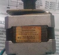 SHINANO KENSHI AVT1525 - proszę o porady jak podłączyć silnik krokowy