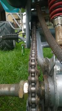 Quad 107 cm3 - Konserwacja i wymiana części