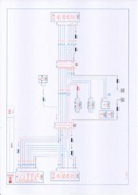Megane II - Sterowanie elektrycznymi lusterkami zewnętrznymi