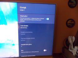 Jak podłączyć dzwięk z tv Sony KD-55XE8577 do ampli. Onkyo TX-DS484?