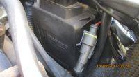 Ford Focus MK1 - Auto jeździ jednocześnie na PB i LPG. Co jest tego powodem?