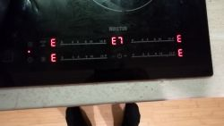 Indukcja ehi6540fok - Blad e7