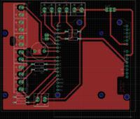 Schemat PCB (shield)