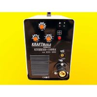 Spawarka KRAFTDELE GERMANY KDMM-180A MIG/MAG/FLUX 200A