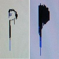 Philips 170S4FG - LCD martwe pixele?