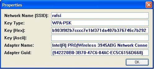 Jak odczytać hasło z WiFi do której już jestem podłączony?