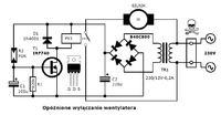 Automatyczny wyłącznik wentylatora w łazience - problem..