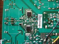 Compaq P8733A8 nie świecą świetlówki.
