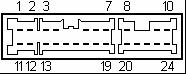 check engine po wymianie radia w almerze 2.2di