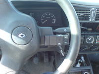 Fabryczny pilot radia - Renault