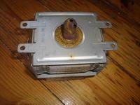 Mikrofalówka samsung C108STF Spalony magnetron.